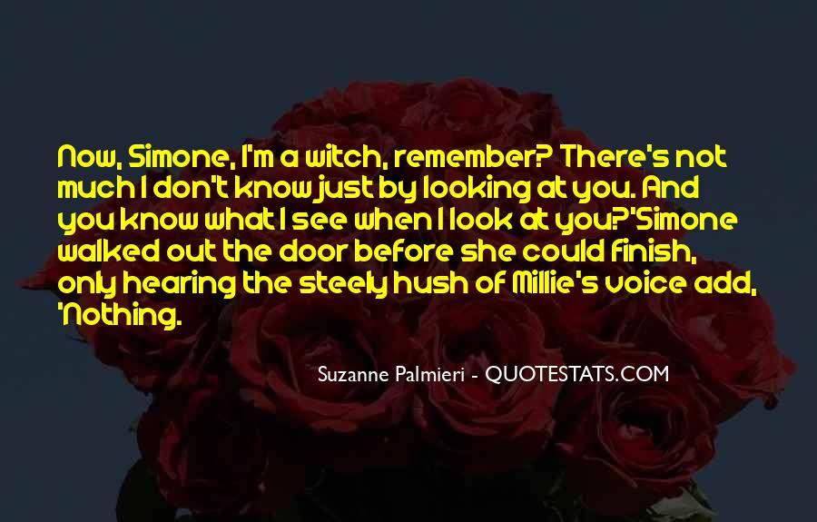 Millie's Quotes #1300483