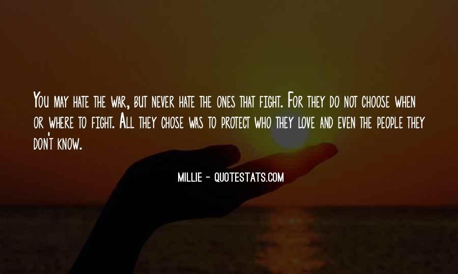 Millie's Quotes #1396978