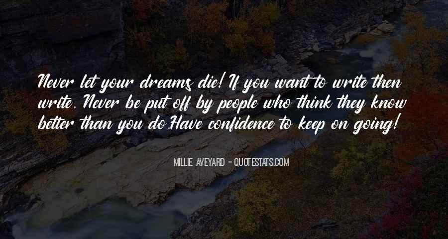 Millie's Quotes #428924