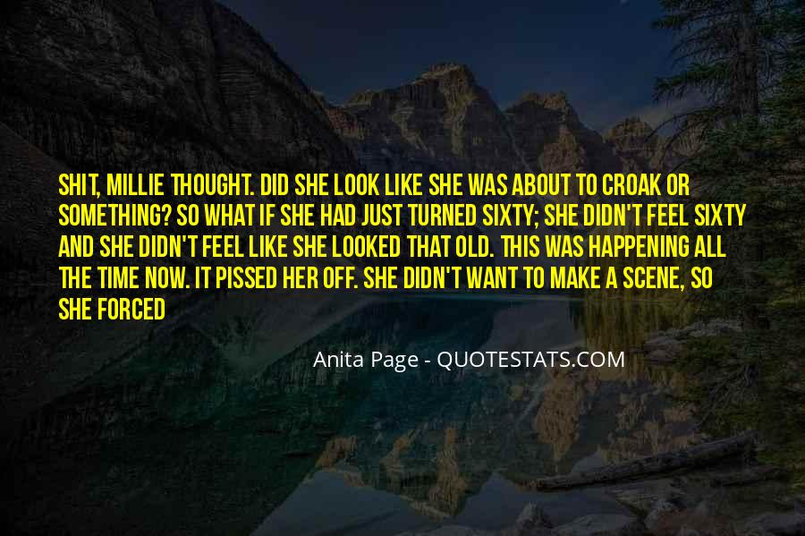 Millie's Quotes #692535