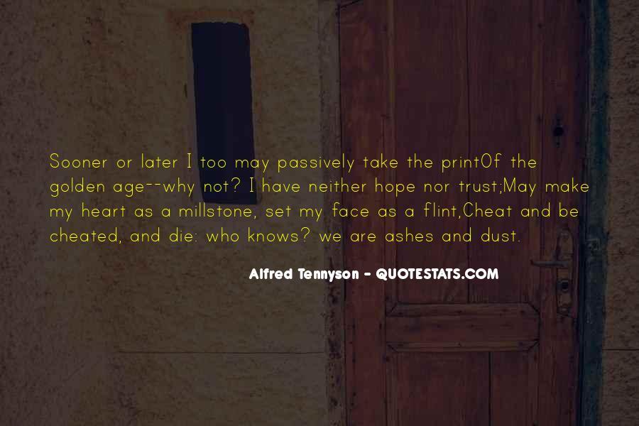 Millstone Quotes #1075393