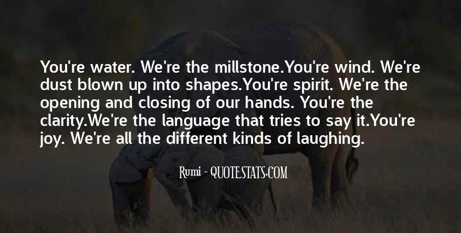 Millstone Quotes #1164302