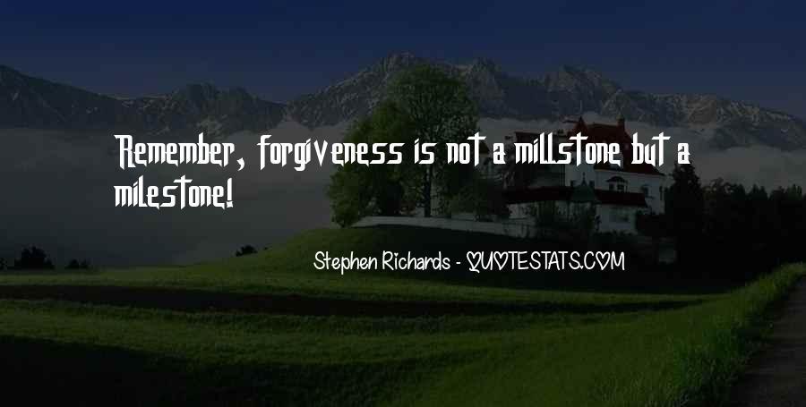 Millstone Quotes #1281930