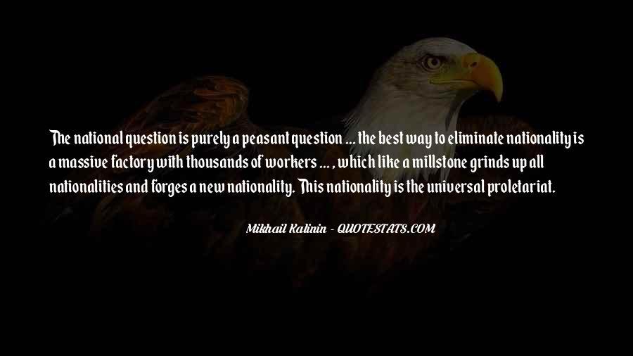 Millstone Quotes #1441500