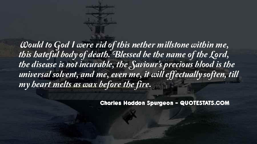 Millstone Quotes #1510448