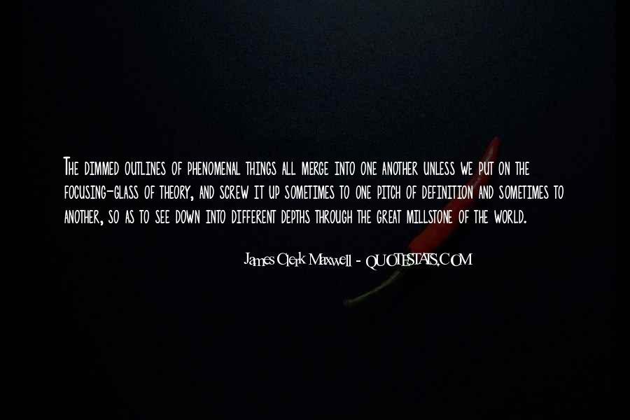 Millstone Quotes #1517326