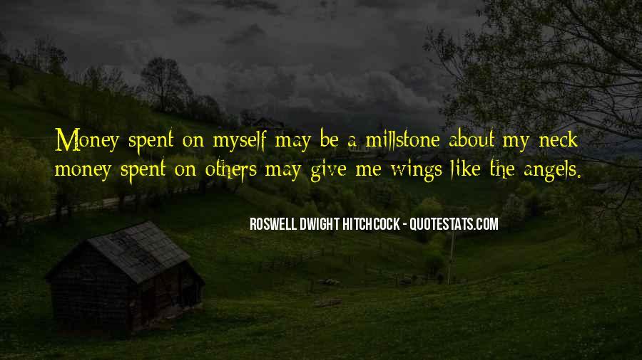 Millstone Quotes #852595