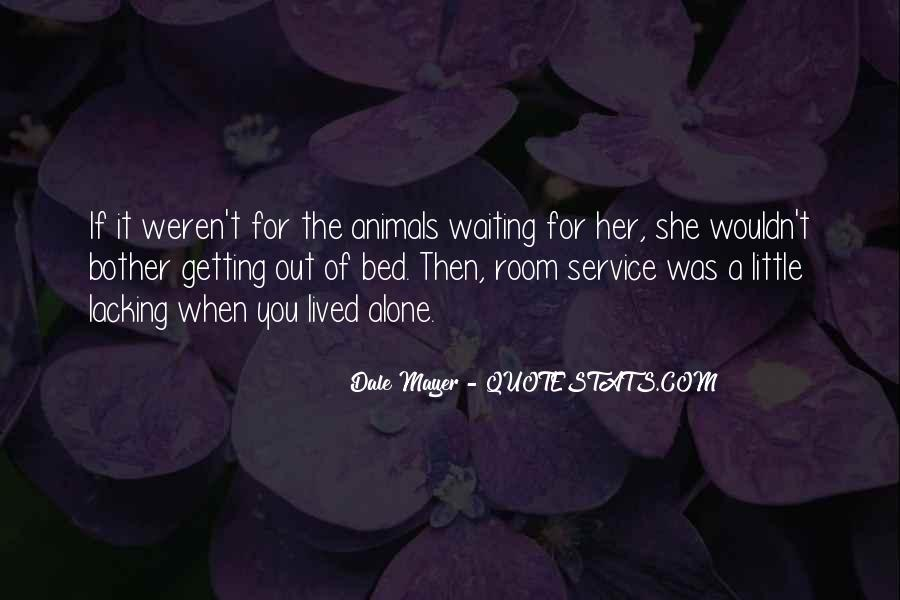 Quotes About Room Service #111366
