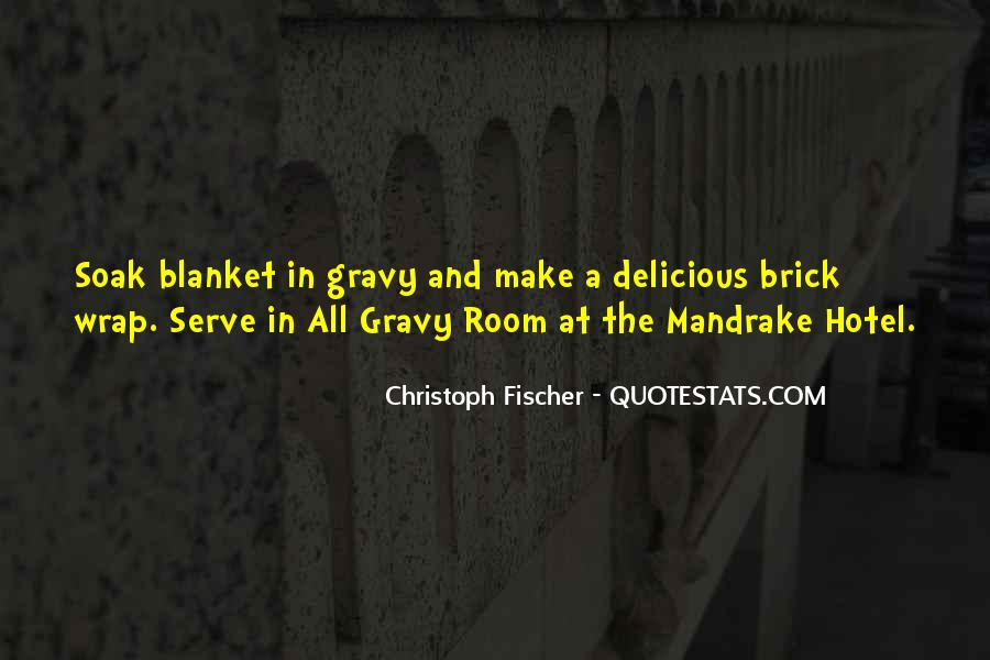 Quotes About Room Service #127687