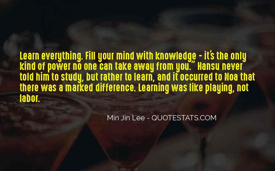 Min's Quotes #1219228
