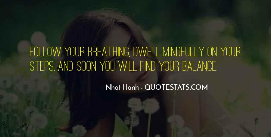 Mindfully Quotes #1186349