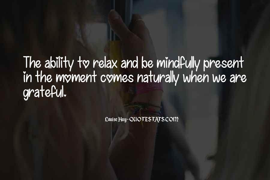 Mindfully Quotes #631084