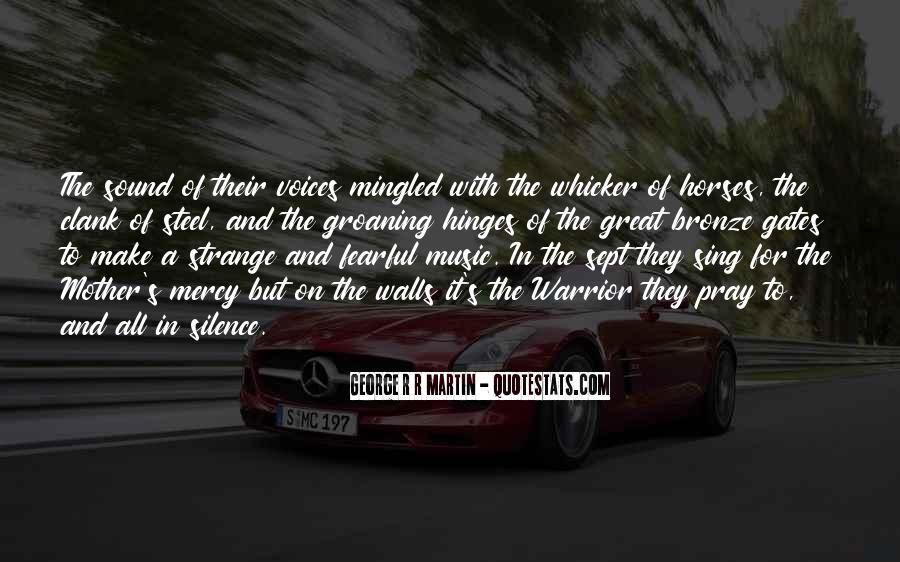 Mingled Quotes #1073135