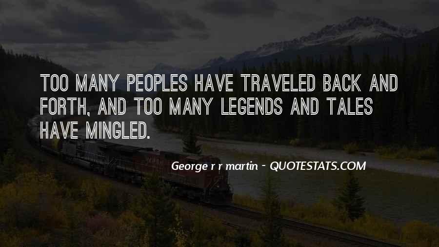 Mingled Quotes #328867