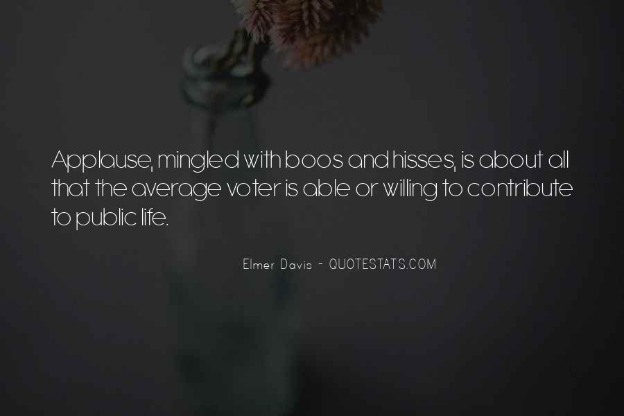 Mingled Quotes #43211