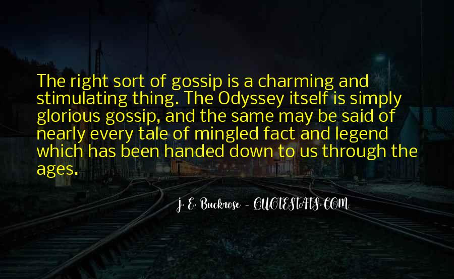Mingled Quotes #623942