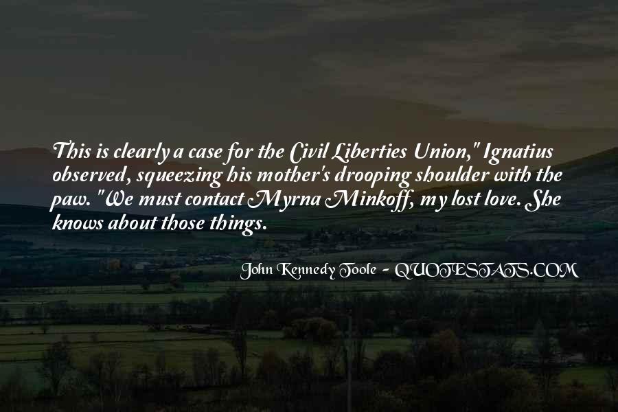 Minkoff's Quotes #1145233