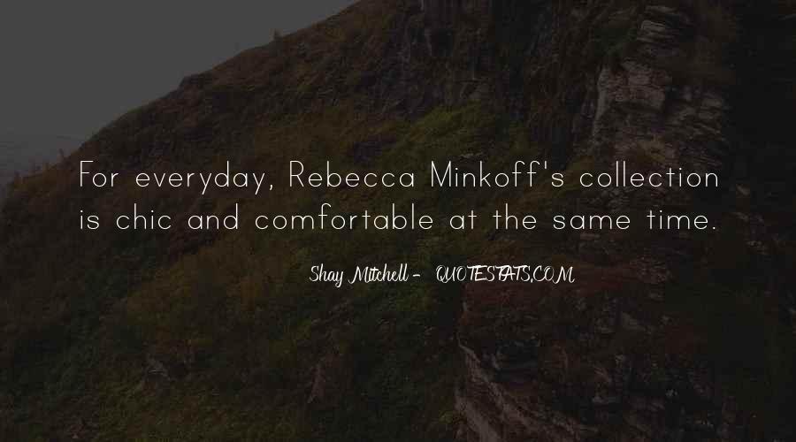 Minkoff's Quotes #1180045