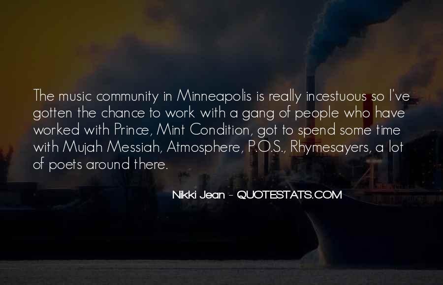 Minneapolis's Quotes #1217825