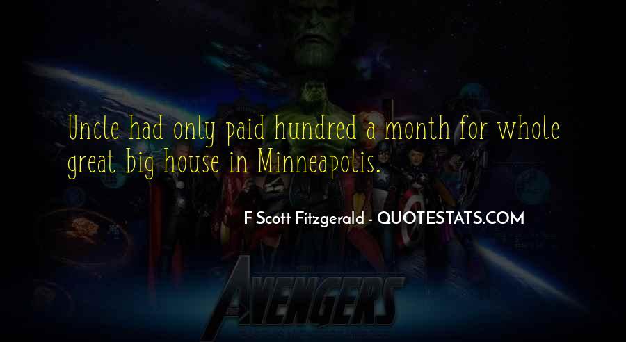 Minneapolis's Quotes #1407822