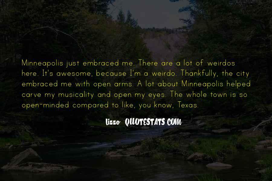 Minneapolis's Quotes #1495046