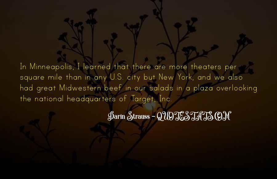 Minneapolis's Quotes #1520842