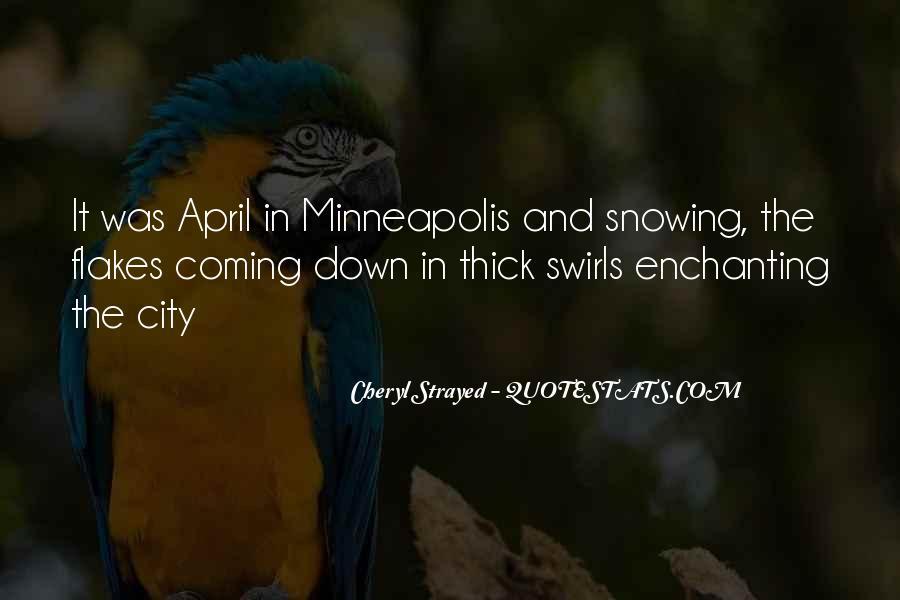 Minneapolis's Quotes #1657813