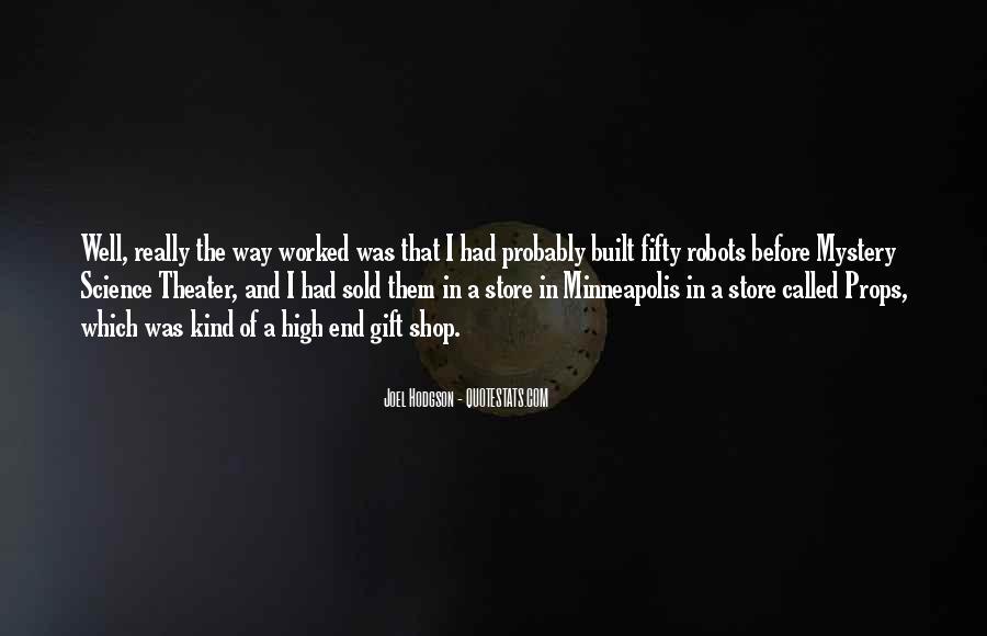 Minneapolis's Quotes #1751637
