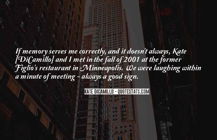 Minneapolis's Quotes #1793219