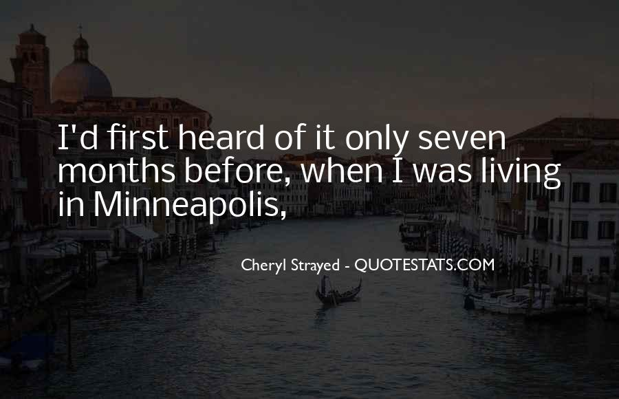 Minneapolis's Quotes #225189