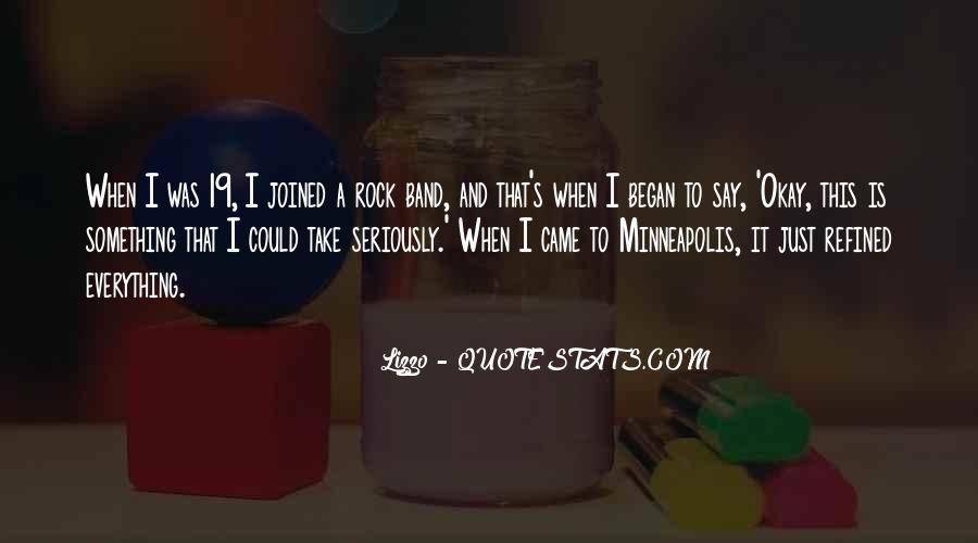 Minneapolis's Quotes #270009