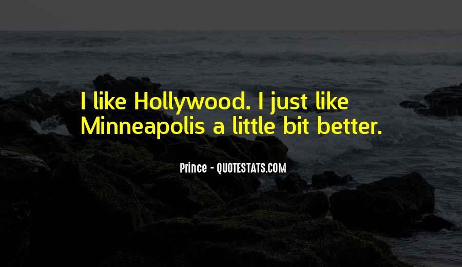 Minneapolis's Quotes #283832