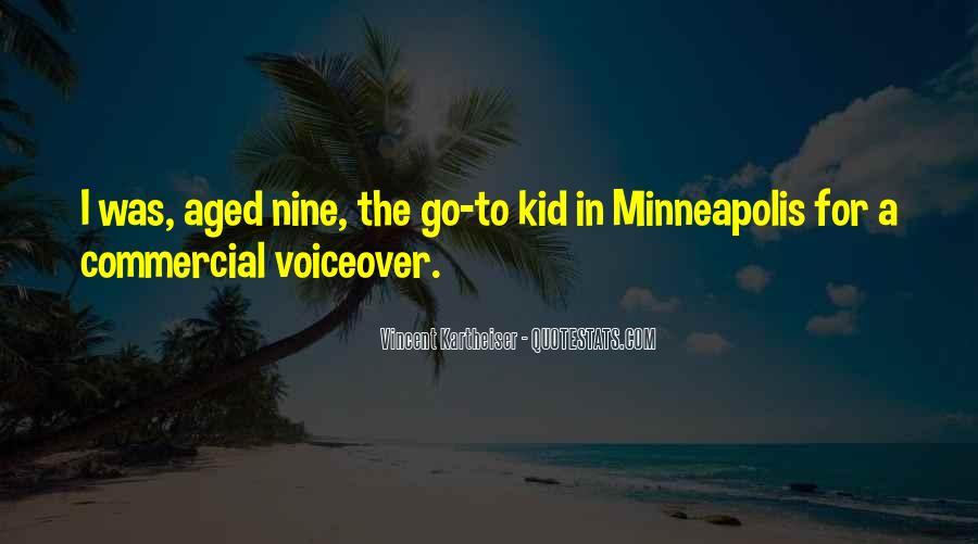 Minneapolis's Quotes #391254