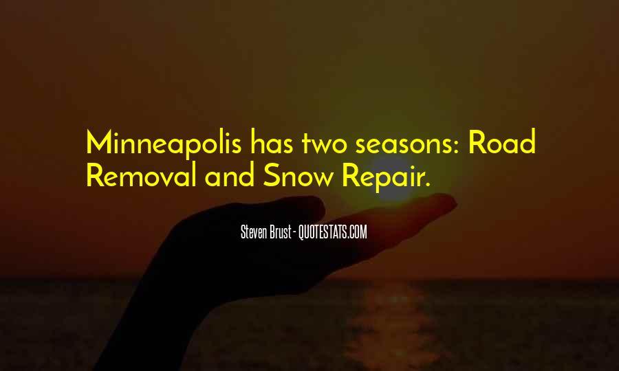 Minneapolis's Quotes #509992
