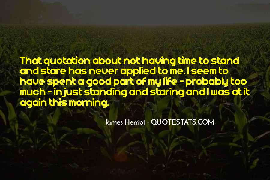 Quotes About Appreciation Of Nature #411505