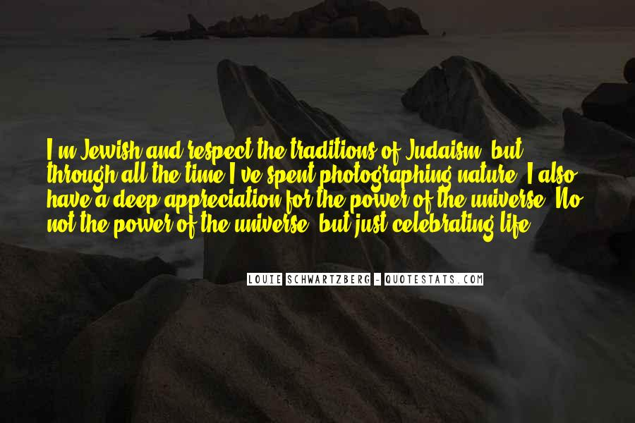Quotes About Appreciation Of Nature #653201