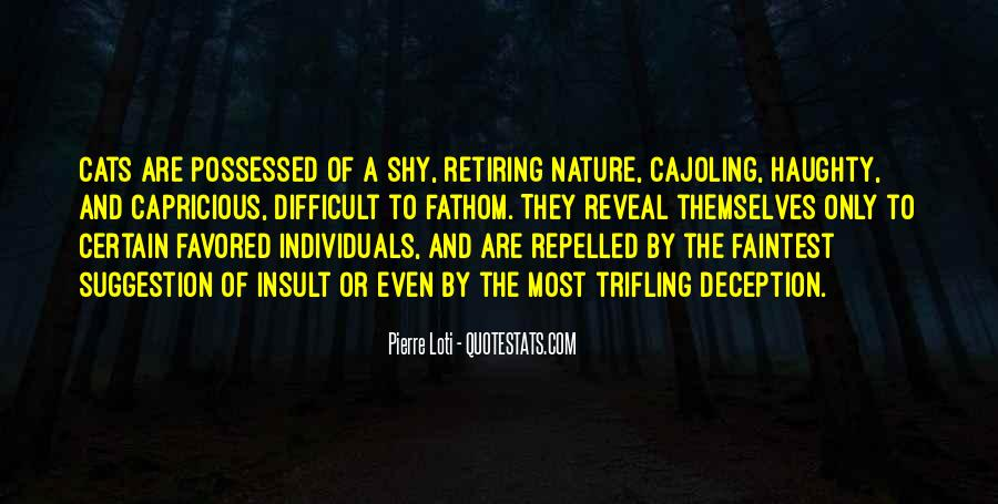 Quotes About Appreciation Of Nature #677433