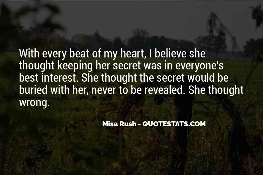 Misa Quotes #1366051
