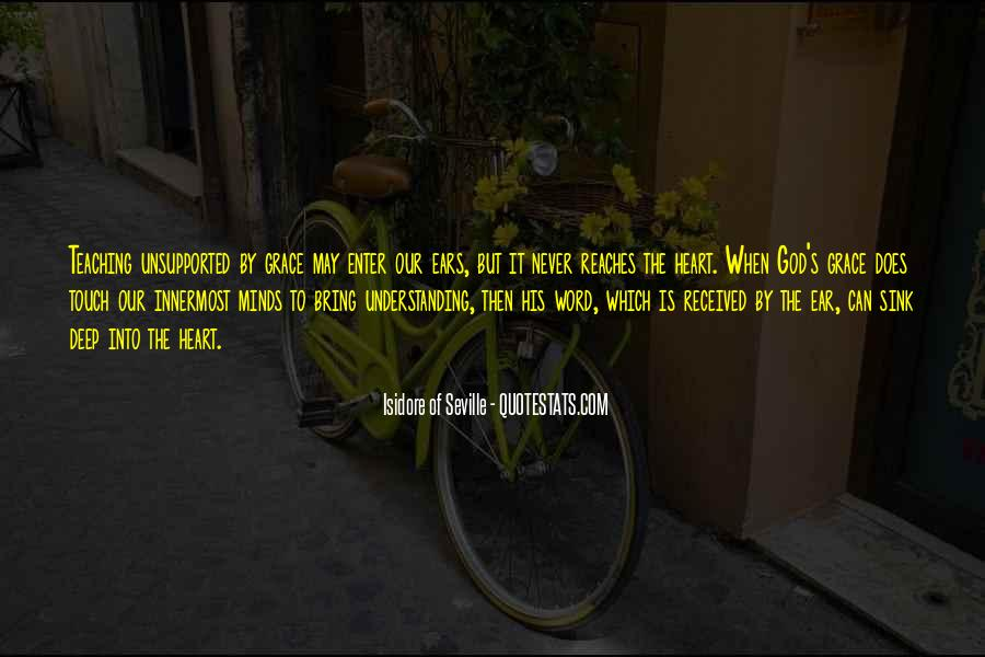 Misapprehends Quotes #1417567