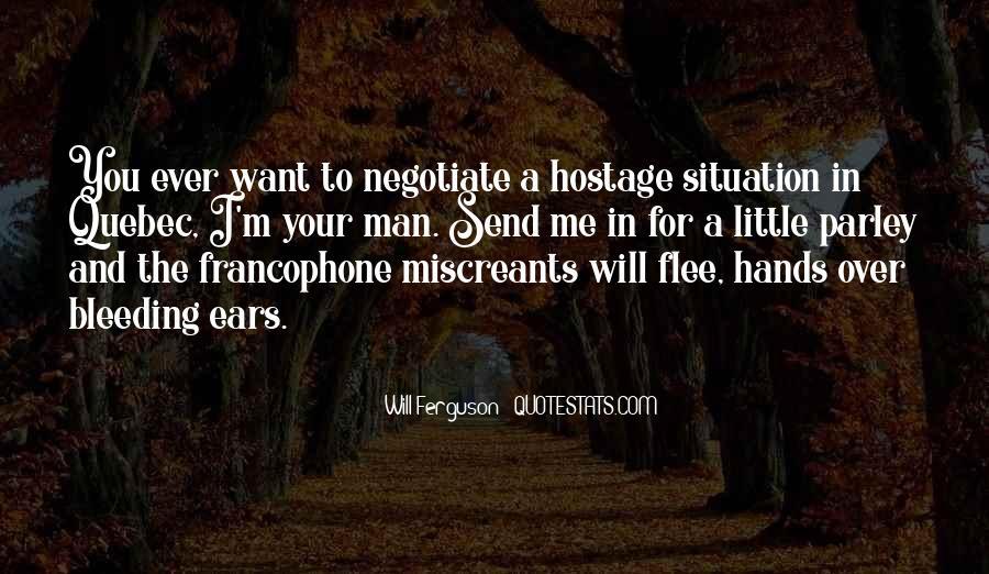 Miscreants Quotes #1381941
