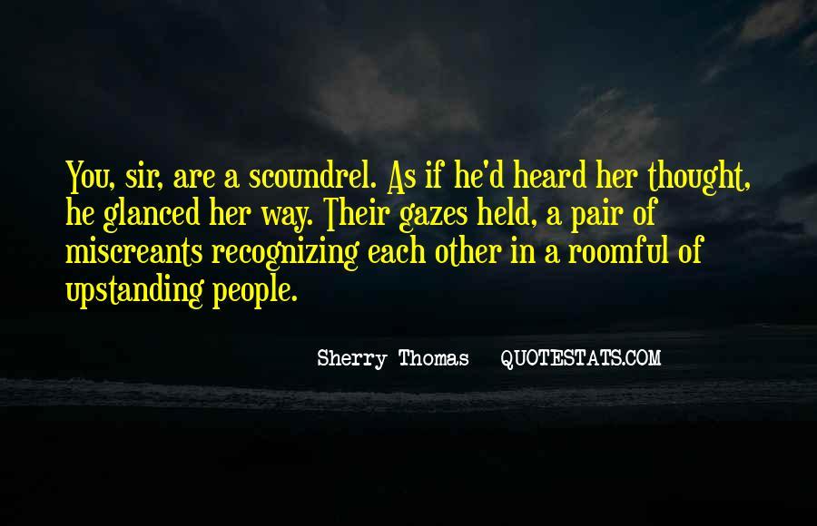 Miscreants Quotes #1760892