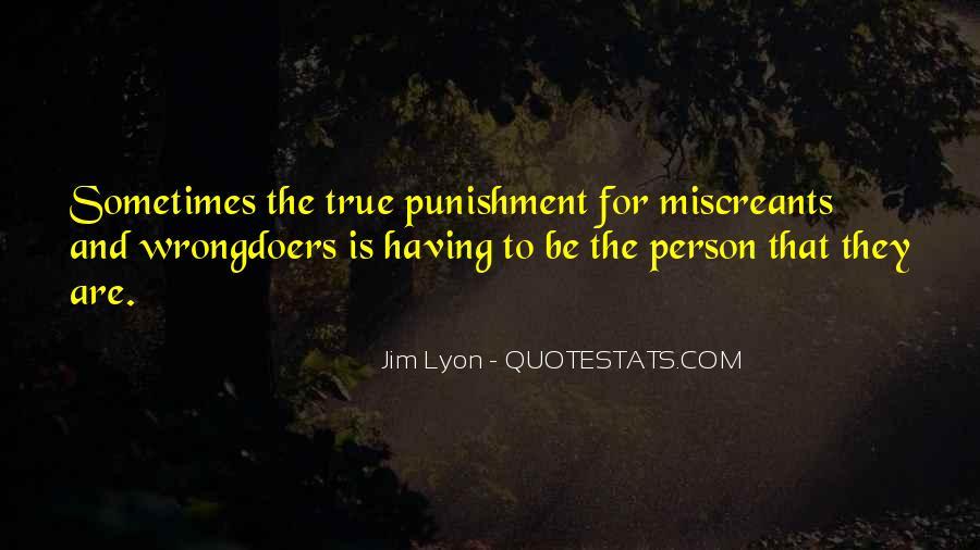 Miscreants Quotes #328818