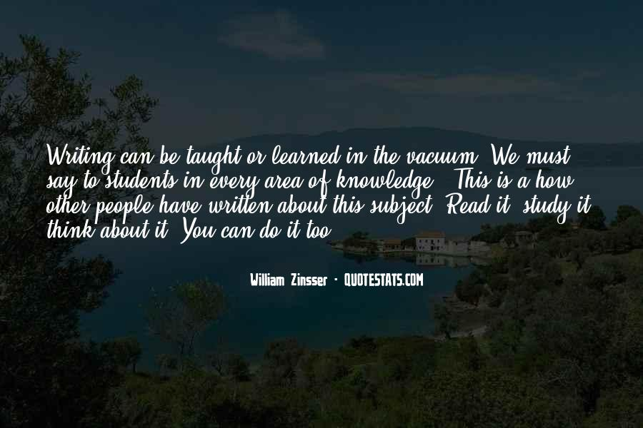 Quotes About Teaching Students #139061