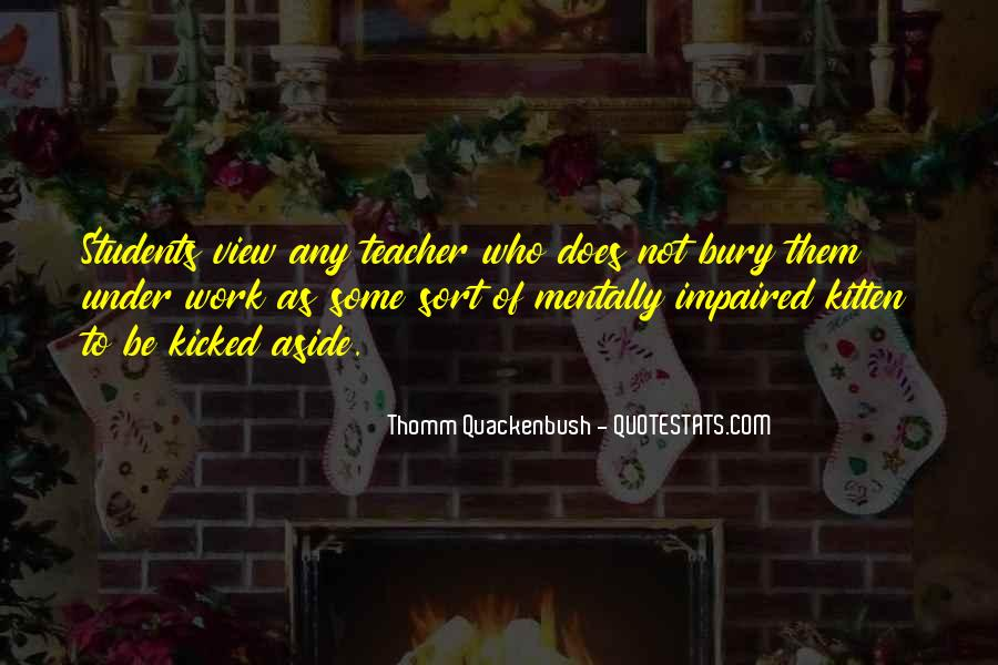 Quotes About Teaching Students #145402