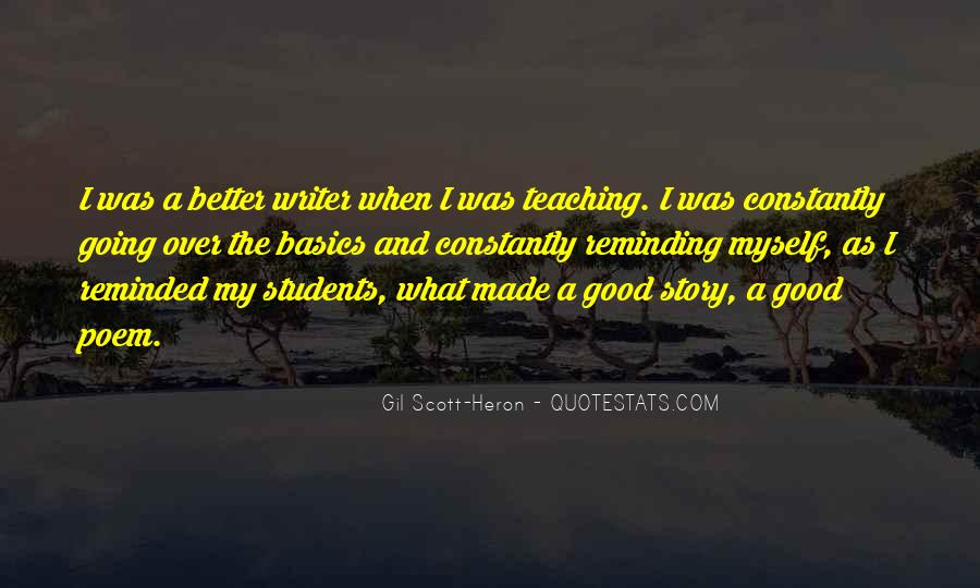 Quotes About Teaching Students #151220