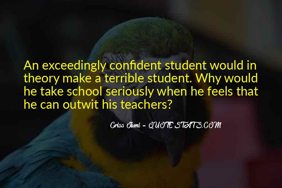 Quotes About Teaching Students #199204