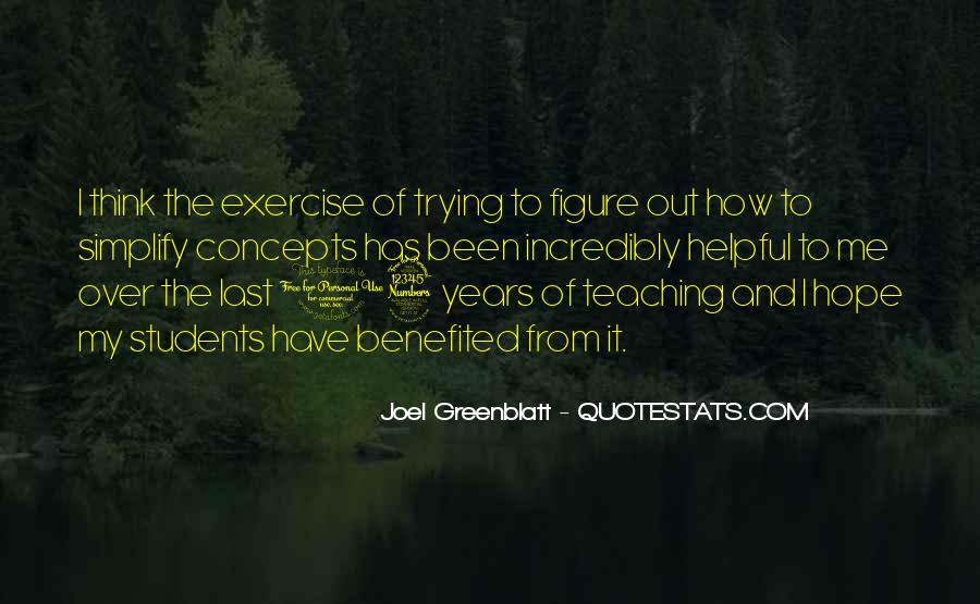 Quotes About Teaching Students #275070