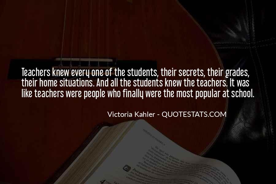 Quotes About Teaching Students #294995
