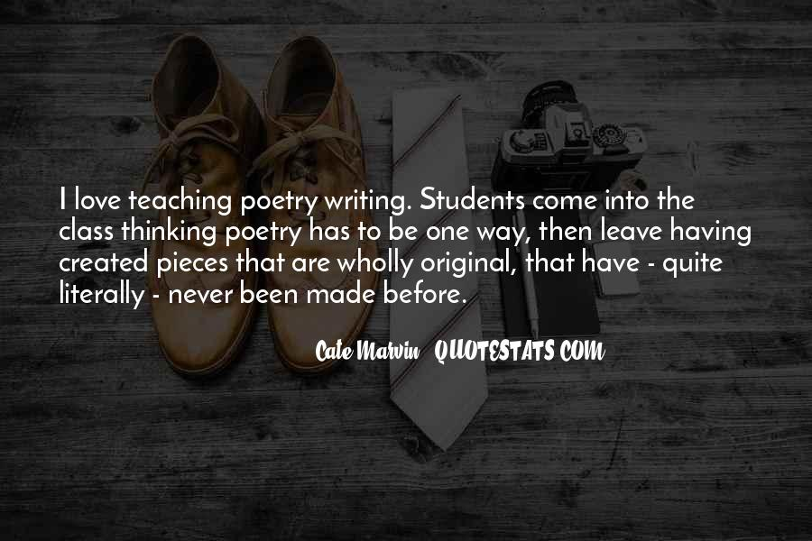 Quotes About Teaching Students #306387