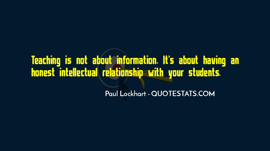 Quotes About Teaching Students #387378